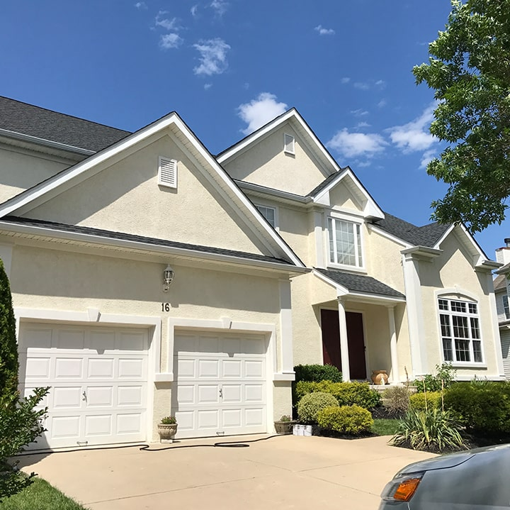 BrushMasters XP House Calls, Exterior Painting