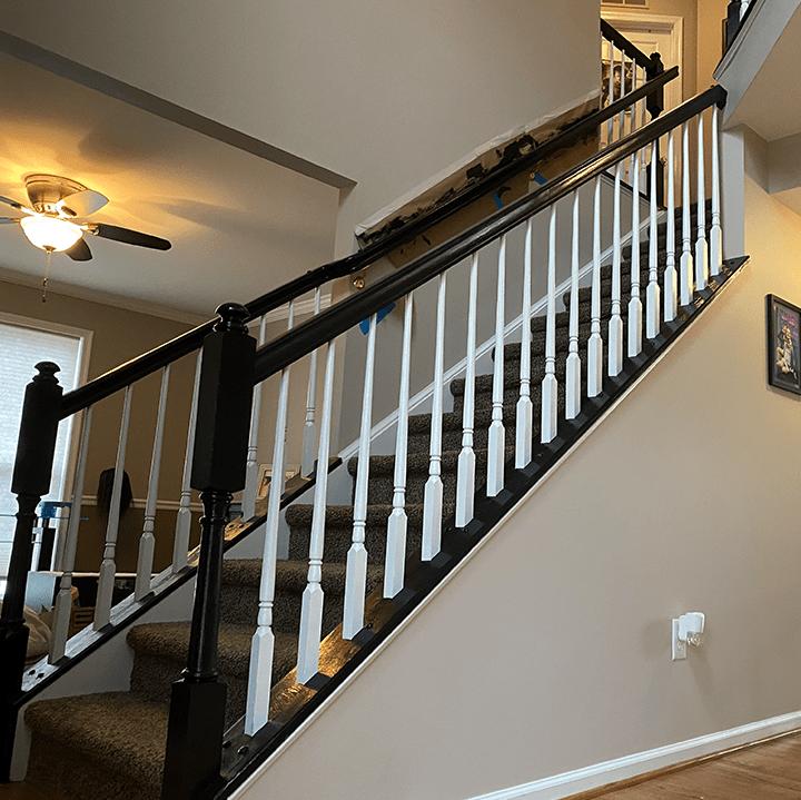 BrushMasters XP House Calls, Interior Paint